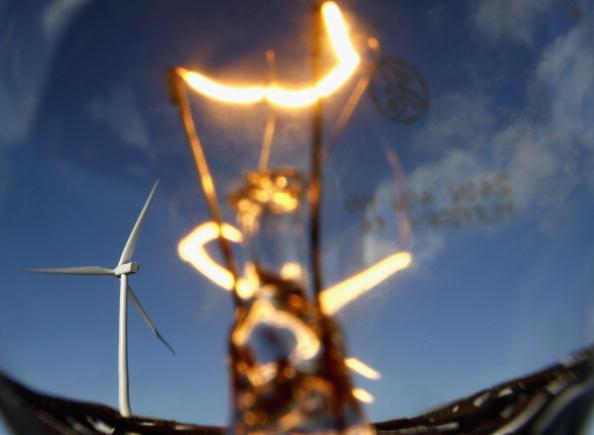Environmental Conservation「Scottish Windfarm Starts Producing Electricity」:写真・画像(8)[壁紙.com]