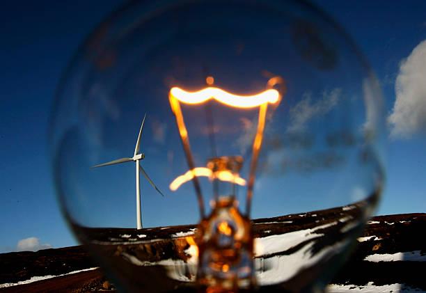 Scottish Windfarm Starts Producing Electricity:ニュース(壁紙.com)