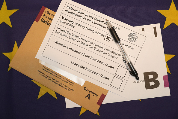 Organization「EU Referendum - Signage And Symbols」:写真・画像(16)[壁紙.com]
