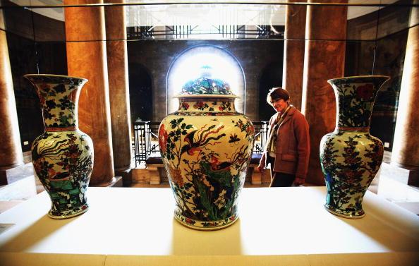 Vase「Restored Chinese Vases Back On Public Display」:写真・画像(5)[壁紙.com]
