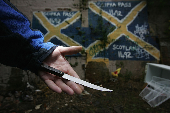 Holding「UN Names Scotland Most Violent Country In Western World」:写真・画像(19)[壁紙.com]