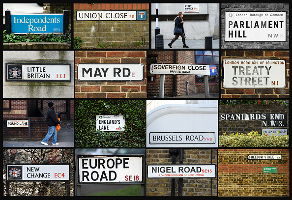 Leon Neal「On The Road To Brexit」:写真・画像(16)[壁紙.com]