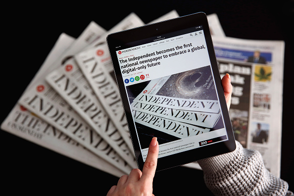 Independent News and Media「The Independent Newspaper Owner To Close Print Titles」:写真・画像(0)[壁紙.com]