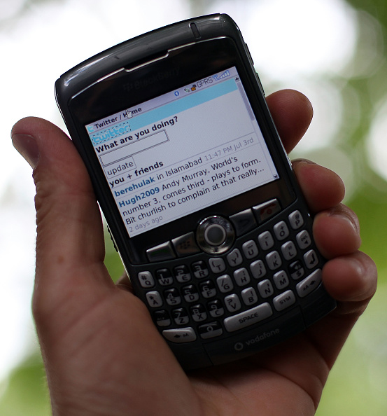 Wireless Technology「Microblogging Site Twitter Soars In Popularity」:写真・画像(9)[壁紙.com]
