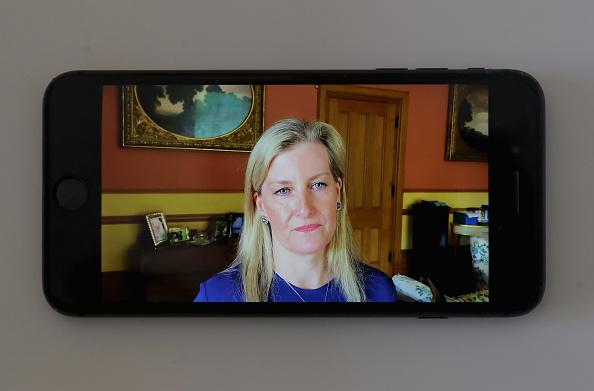 Sophie Rhys-Jones - Countess of Wessex「UK In Seventh Week Of Coronavirus Lockdown」:写真・画像(13)[壁紙.com]