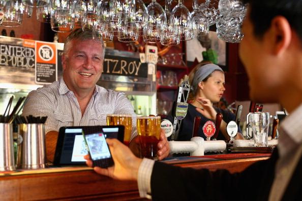 Bitcoin「Sydney Pub To Accept Bitcoin Virtual Currency」:写真・画像(19)[壁紙.com]