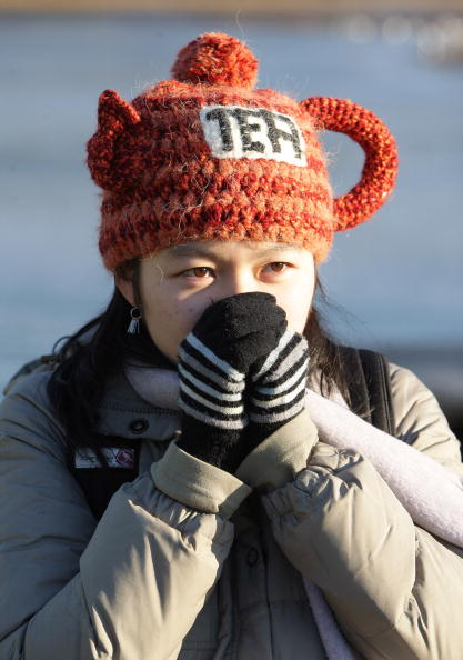 Knit Hat「Cold Snap Continues With Freezing Temperatures Across The Country」:写真・画像(10)[壁紙.com]
