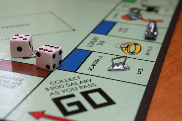 Game「Hasbro Announces New Monopoly Playing Figure」:写真・画像(3)[壁紙.com]