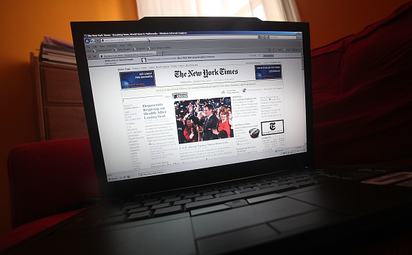 Internet「New York Times To Start Charging For Online Content in 2011」:写真・画像(16)[壁紙.com]