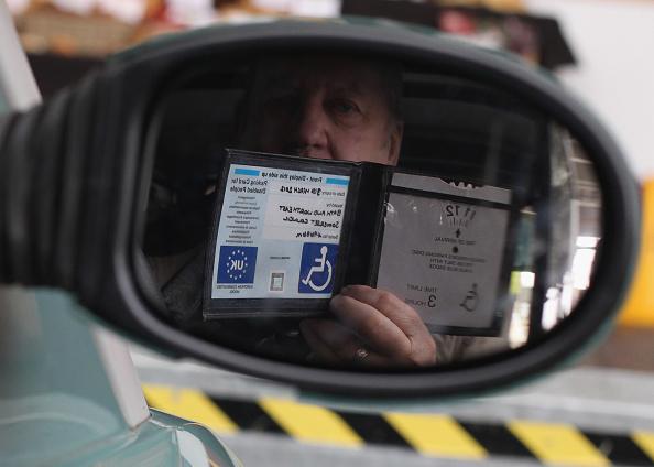 Free Range「Disabled Parking Signs And Bays」:写真・画像(19)[壁紙.com]