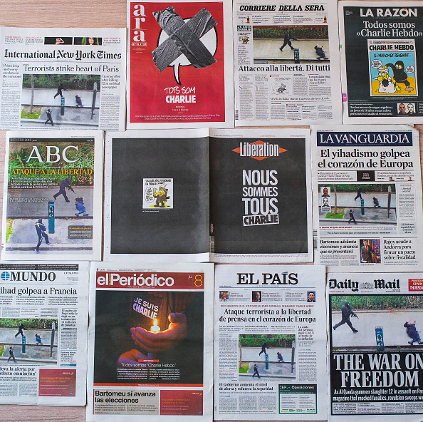 Composite Image「Global Reaction To The Terrorist Attack On French Newspaper Charlie Hebdo」:写真・画像(13)[壁紙.com]