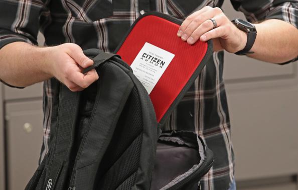 Bulletproof「Utah Company Makes Bullet Proof Backpacks And Notebooks」:写真・画像(0)[壁紙.com]