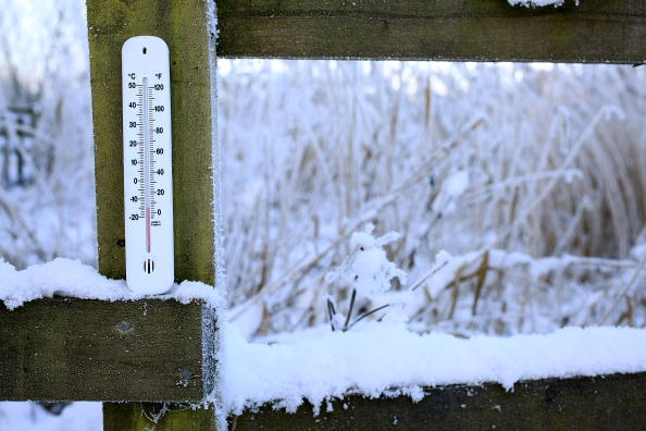 Thermometer「Freezing Temperatures Continue To Grip The Country」:写真・画像(10)[壁紙.com]
