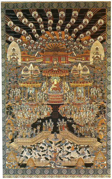 Amitabha「Sukhavati The Pure Land」:写真・画像(8)[壁紙.com]