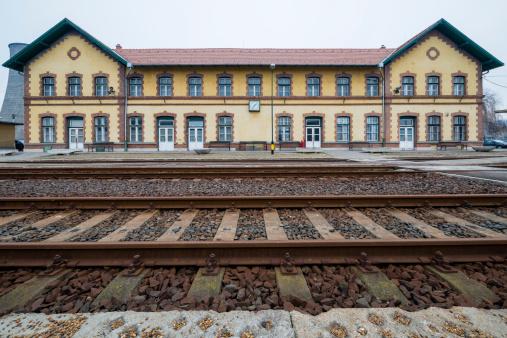 Rock Music「train station」:スマホ壁紙(6)