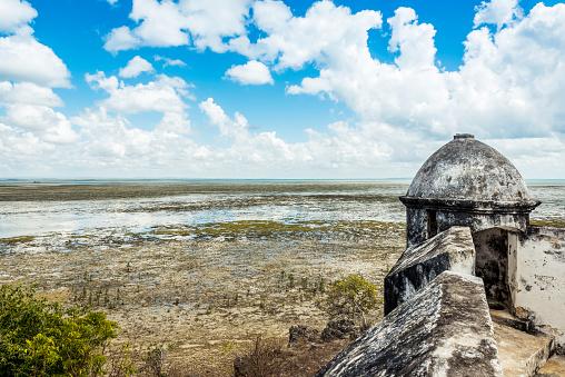 インド洋「St Joao Baptista Fortress, Ibo Island, Quirimbas National Park」:スマホ壁紙(10)