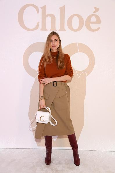 Sweater「Chloe : Front Row - Paris Fashion Week Womenswear Fall/Winter 2019/2020」:写真・画像(6)[壁紙.com]