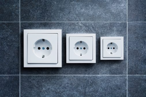Digital Composite「Electric outlets (German) in different sizes」:スマホ壁紙(16)