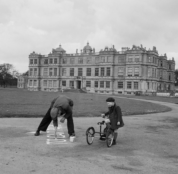 1949「Tourism Comes To Longleat」:写真・画像(16)[壁紙.com]