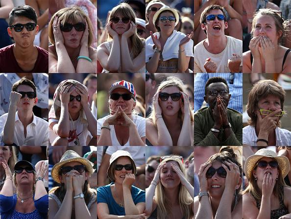 テニス「Wimbledon Tennis Championship - Day 11」:写真・画像(18)[壁紙.com]