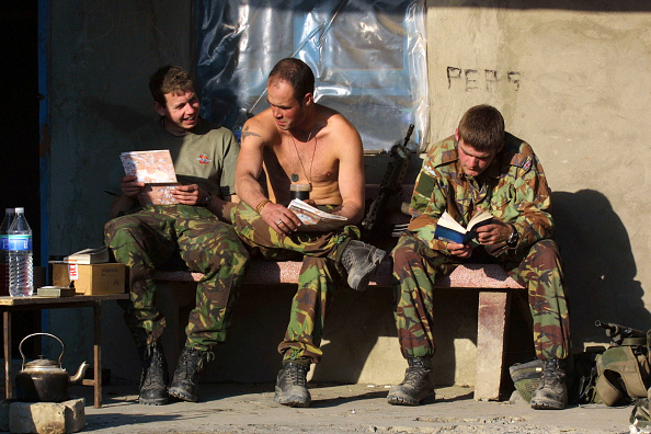Kabul「Coalition Soldiers In Kabul」:写真・画像(1)[壁紙.com]