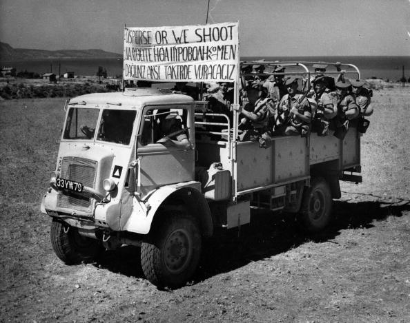 Republic Of Cyprus「Riot Soldiers」:写真・画像(2)[壁紙.com]