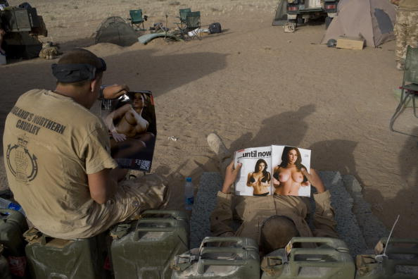Taliban「British Troops Conduct Counter Taliban Operations」:写真・画像(5)[壁紙.com]