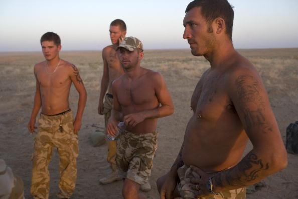 Taliban「British Troops Conduct Counter Taliban Operations」:写真・画像(6)[壁紙.com]