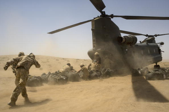 British Culture「British Troops Conduct Counter-Taliban Operations」:写真・画像(8)[壁紙.com]