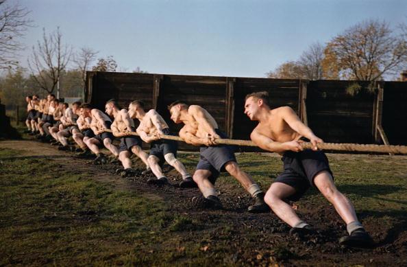 Sports Training「Tug-Of-War」:写真・画像(10)[壁紙.com]