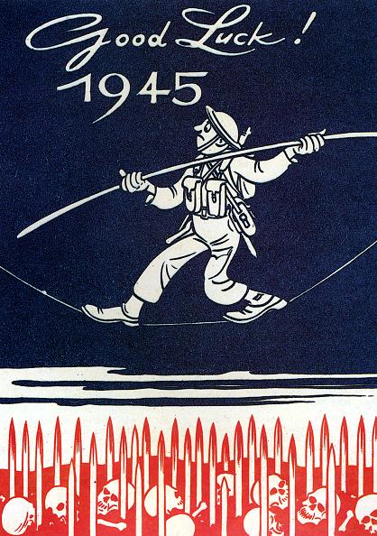 Tightrope Walking「Good Luck In 1945」:写真・画像(13)[壁紙.com]