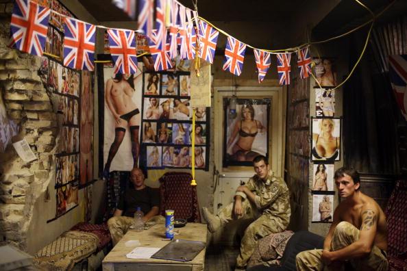 British Culture「British Army HQ Coordinates Afghan Operations」:写真・画像(6)[壁紙.com]