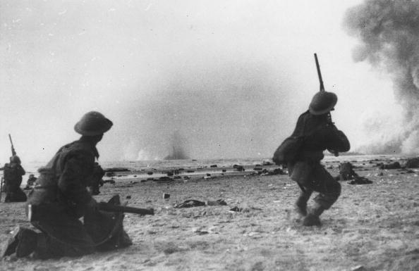 Army Soldier「Dunkirk Fighting」:写真・画像(2)[壁紙.com]