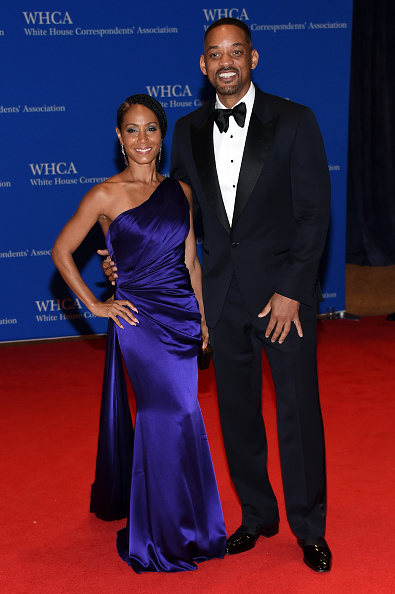 俳優 ウィル・スミス「102nd White House Correspondents' Association Dinner - Arrivals」:写真・画像(9)[壁紙.com]