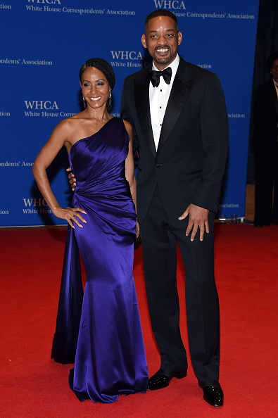 俳優 ウィル・スミス「102nd White House Correspondents' Association Dinner - Arrivals」:写真・画像(17)[壁紙.com]