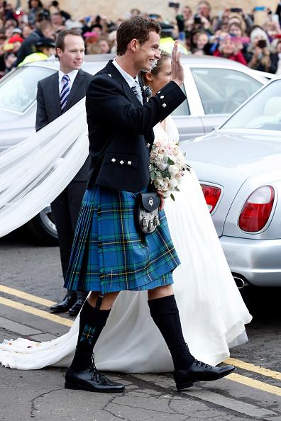 テニス選手 アンディ・マレー「The Wedding Of Andy Murray And Kim Sears」:写真・画像(4)[壁紙.com]