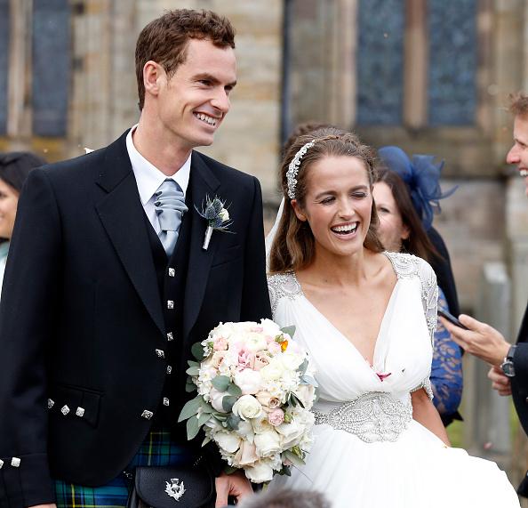テニス選手 アンディ・マレー「The Wedding Of Andy Murray And Kim Sears」:写真・画像(0)[壁紙.com]