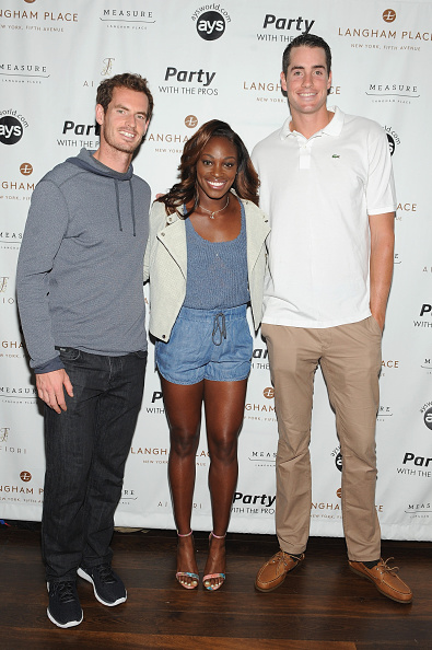テニス選手 アンディ・マレー「Taste Of Tennis Week: Party With The Pros」:写真・画像(12)[壁紙.com]