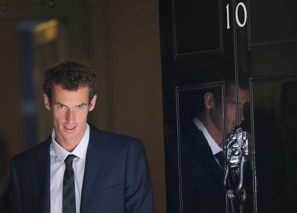 Necktie「Andy Murray Meets David Cameron At Downing Street」:写真・画像(19)[壁紙.com]