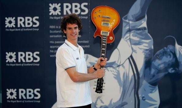 テニス選手 アンディ・マレー「RBS Andy Murray Photocall」:写真・画像(7)[壁紙.com]