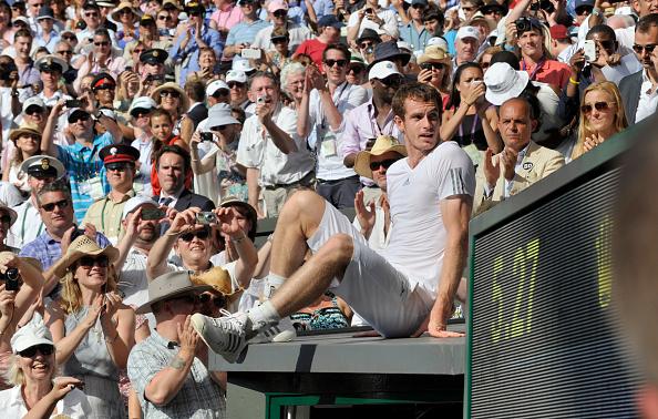 International Tennis Federation「Wimbledon Champioship Mens Final Andy Murray V Novak Djokovic 2013」:写真・画像(11)[壁紙.com]