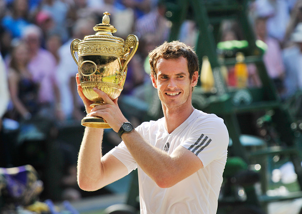 International Tennis Federation「Wimbledon Champioship Mens Final Andy Murray V Novak Djokovic 2013」:写真・画像(12)[壁紙.com]