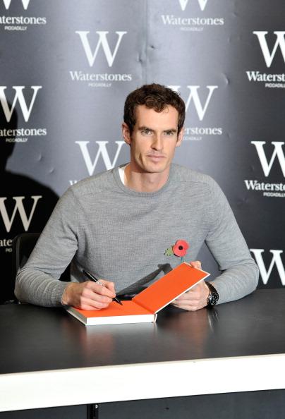テニス選手 アンディ・マレー「Andy Murray - Book Signing」:写真・画像(6)[壁紙.com]