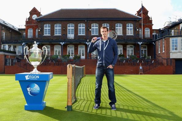 テニス選手 アンディ・マレー「Aegon Championships Preview」:写真・画像(18)[壁紙.com]