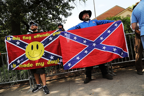 アメリカ合衆国「White Supremacists Rally In Knoxville Draws Counter Protest」:写真・画像(15)[壁紙.com]