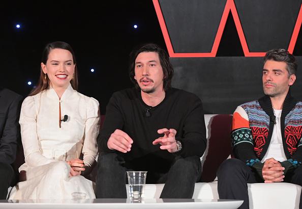 Press Conference「Star Wars: The Last Jedi Los Angeles Press Conference」:写真・画像(18)[壁紙.com]