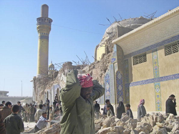 Samarra - Iraq「Samarra Shia Shrine Blast Sparks Widespread Protests」:写真・画像(3)[壁紙.com]