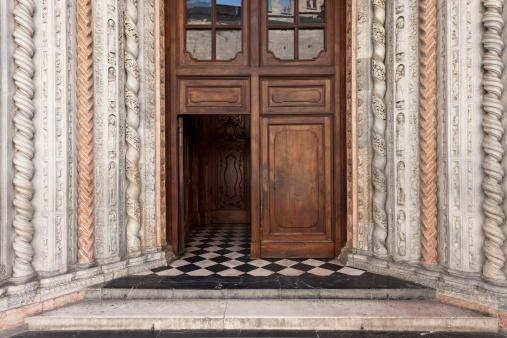 Bergamo「Bergamo. The Colleoni Chapel.」:スマホ壁紙(13)