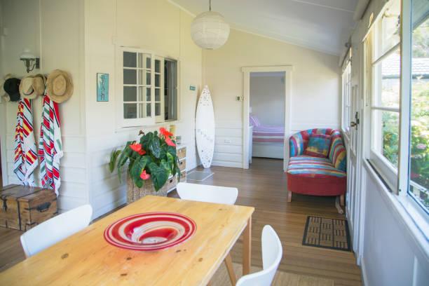 Inside a typical Australian beach house:スマホ壁紙(壁紙.com)