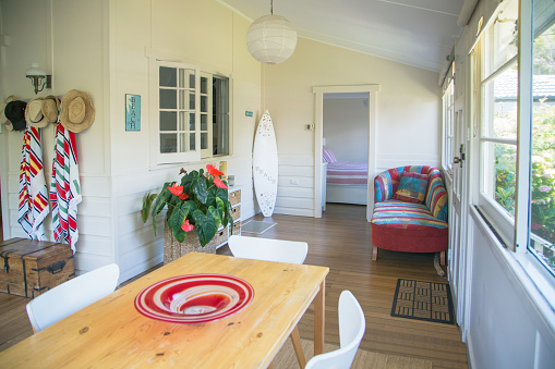 Relaxation「Inside a typical Australian beach house」:スマホ壁紙(9)